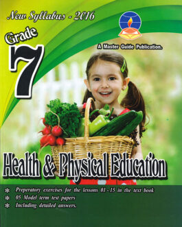 MASTER GUIDE GRADE 7 HEALTH & PHYSICAL
