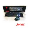 JEDEL GK100+ GAMING USB RGB KEYBOARD & MOUSE